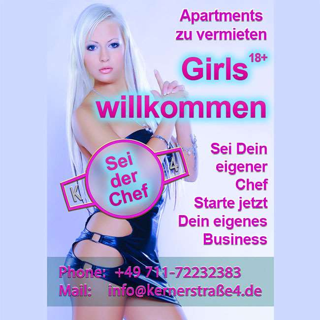 Girls Welcome in Stuttgart