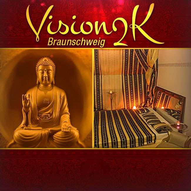 Vision 2 K - Massagestudio sucht Verstärkung