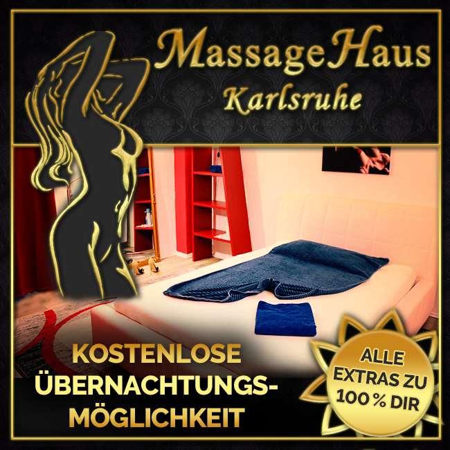 MassageHaus Karlsruhe - Massagedamen gesucht!