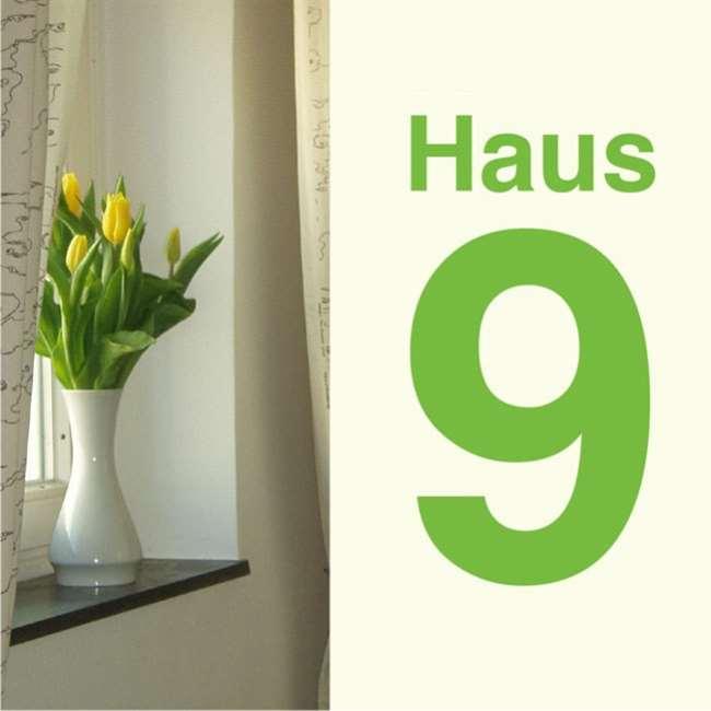 Haus 9 - Mietaktion für neue<a href=