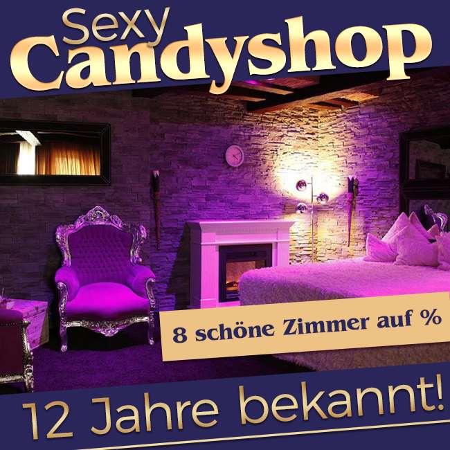 Komm zu uns in den Sexy Candyshop