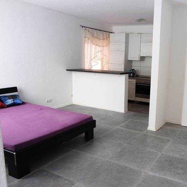 Schöne 1-Zimmer Wohnung zu vermieten!
