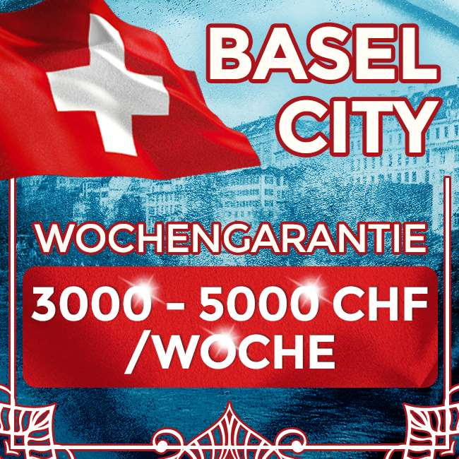 Ladies - welcome to Basel-City