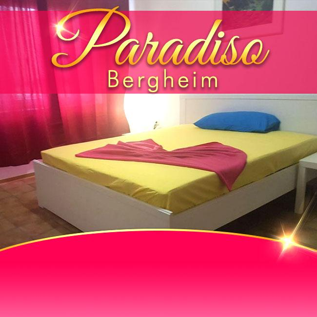 Шикарные номера / апартаменты в аренду в Paradiso Bergheim