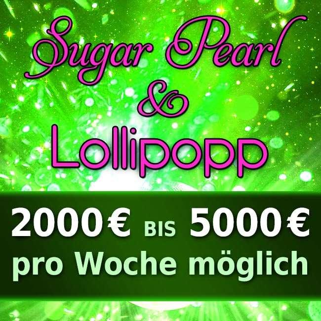 Sugar Pearl & Lollipopp - Wenige Plätze frei!