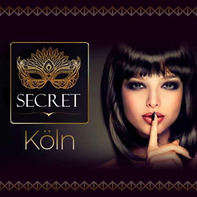 SECRET Nightclub & Escort Köln - Merit de top!