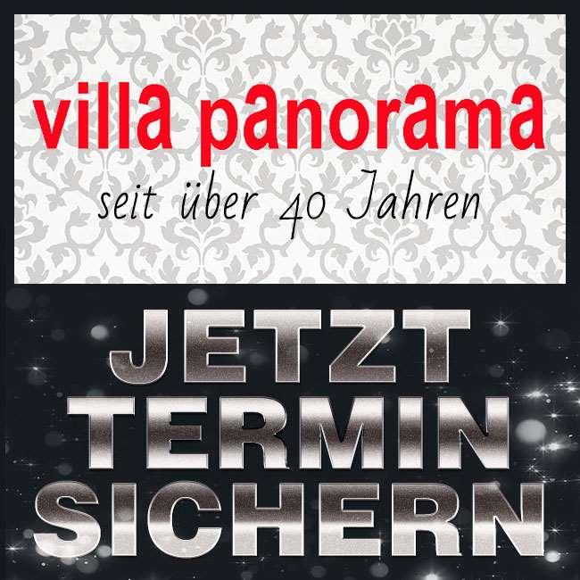Villa Panorama - Neueröffnung - seit 40 Jahren bekannt