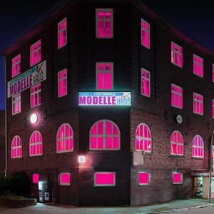 Maison modèles à Hambourg