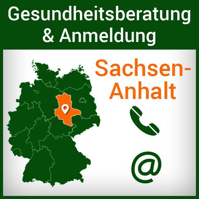 Sachsen-Anhalt: Kontakte für Beratung & Anmeldung