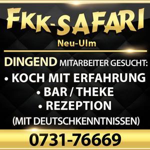 FKK Safari - Top Verdienstmöglichkeit !
