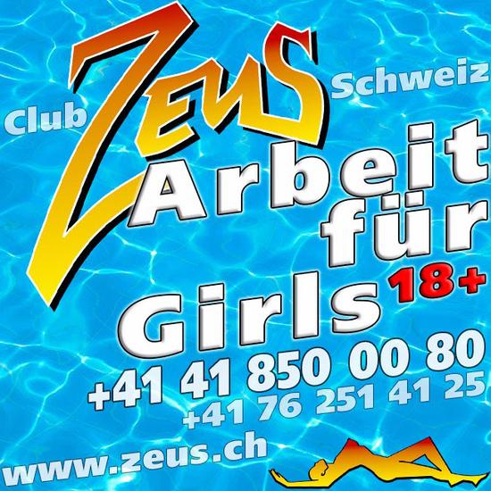 Club Zeus - Neue Gesichter gesucht!