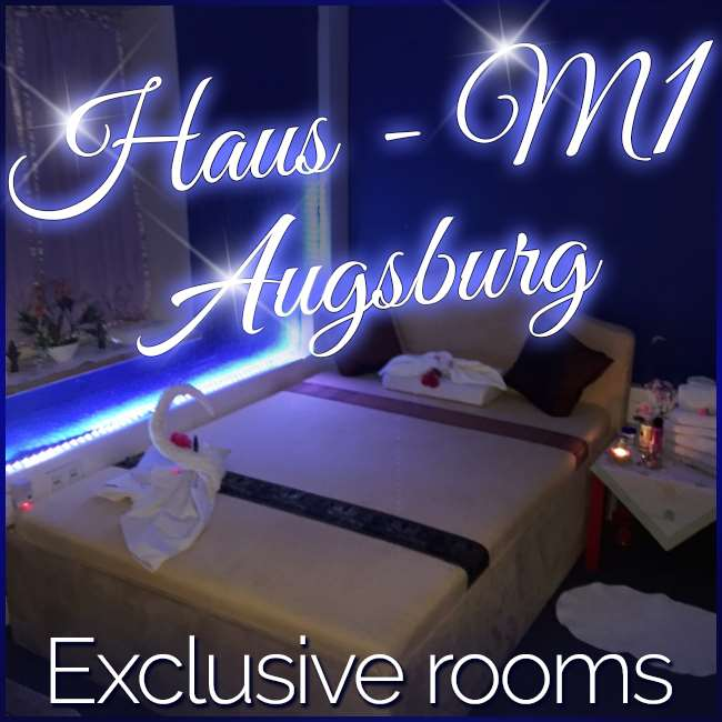 Haus-M1 - one of the best sex Treff addresses in Augsburg