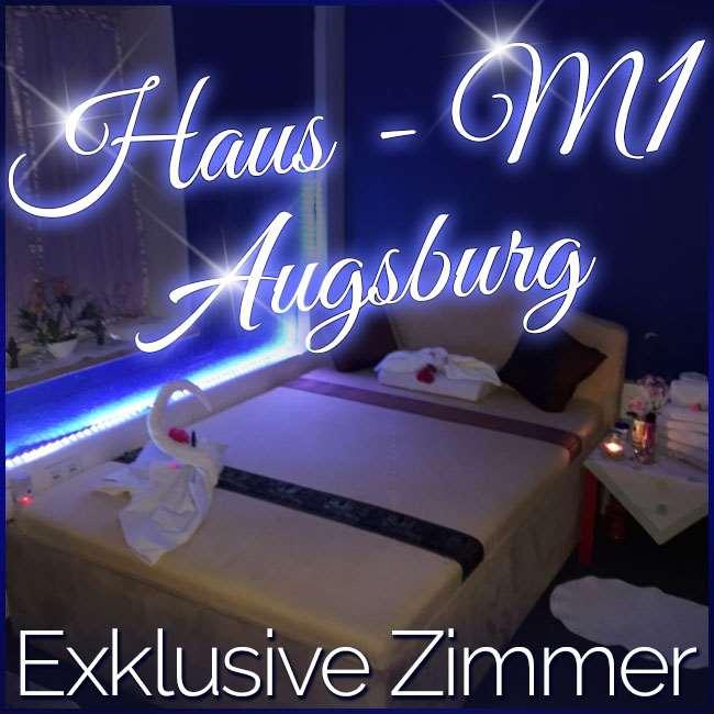 Haus-M1 - eine der besten Sex Treff Adressen in Augsburg