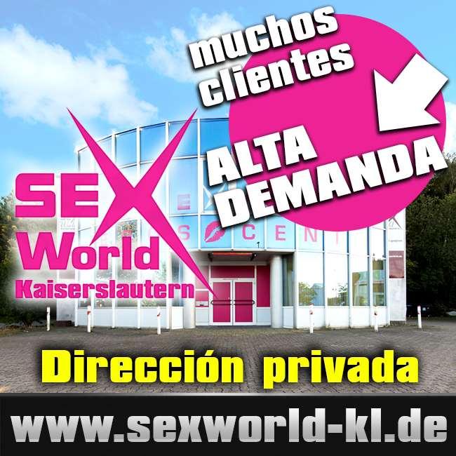 El Laufhaus privado - Sex World Kaiserslautern