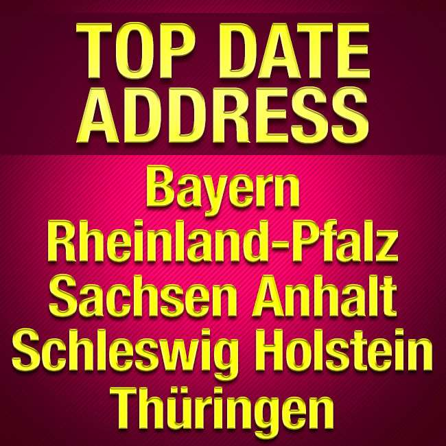 TOP-date addresses