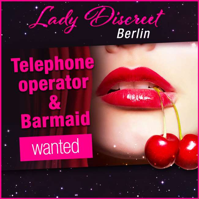 Lady Discreet - reinforcement wanted!
