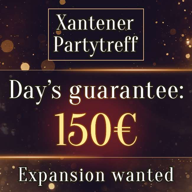Xanten Party - Get your appointment now!