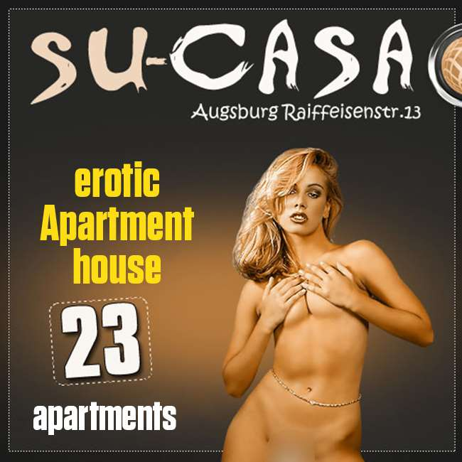 Su-Casa Erotic Apartment House Augsburg