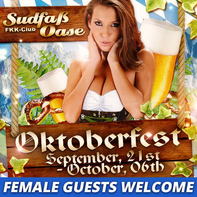 Naturist Club Sudfaß Oase - Female nudists welcome!