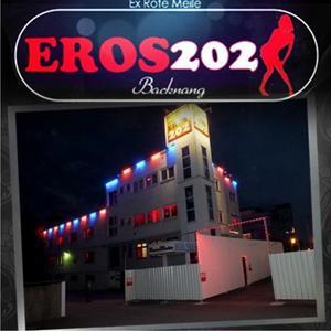 Eros 202 - 15 Jahre bekanntes Laufhaus