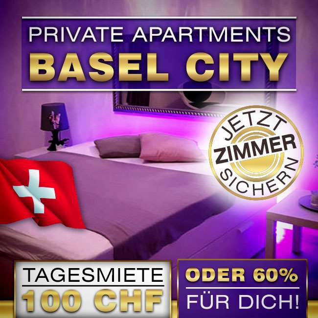 City-Appartements Basel - Zimmer frei