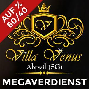 Top Konditionen 60/40 für EU-Damen in der Villa Venus