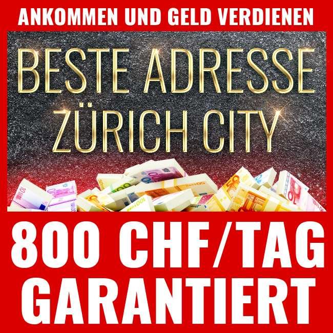 Top Verdienstgarantie - Komm in die Schweiz
