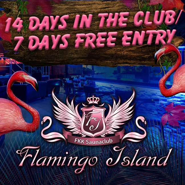 Naturist Flamingo Island - We are looking for you!