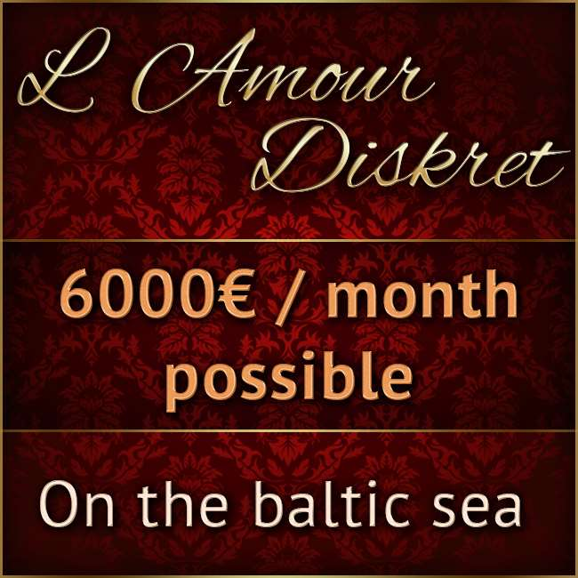 L Amour Discreet - earn up to 6000 € / month