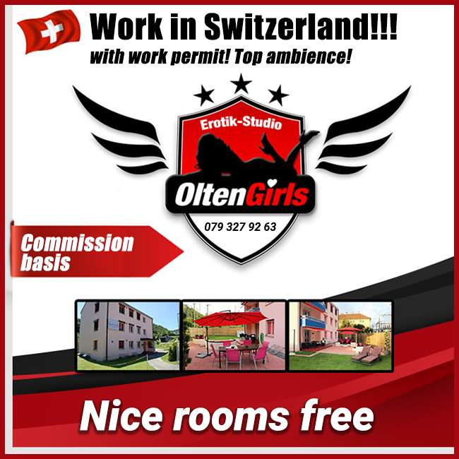 Olten Girls - Best located erotic studio in the Swiss Mittelland!