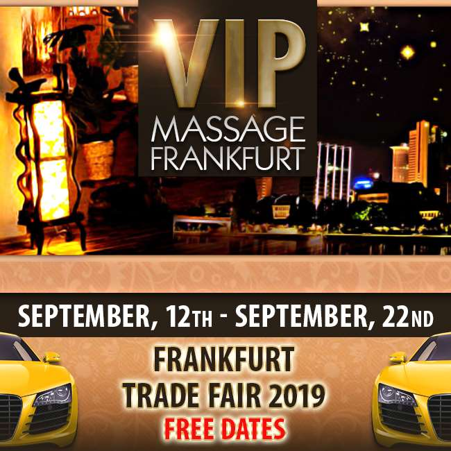 VIP MASSAGE FRANKFURT