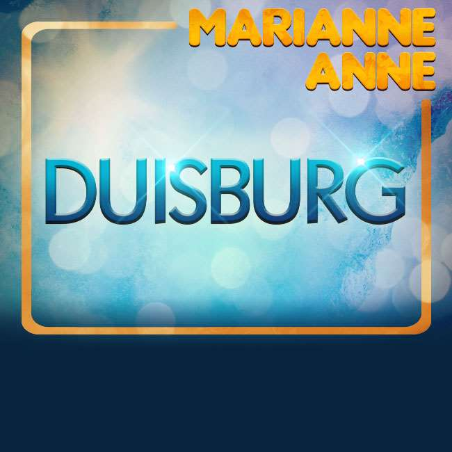 Marianne Anne Duisburg is looking for you!