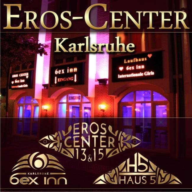 Les trois meilleurs, les plus grands et les plus beaux Laufhäuser de Karlsruhe!