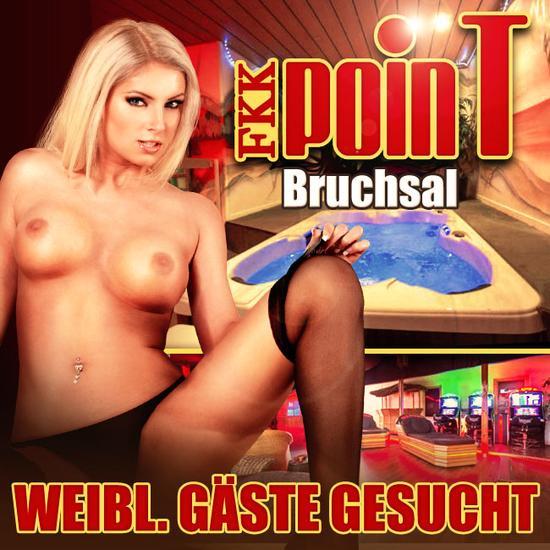 FKK Point - 3 Tage freien Eintritt für Damen mit Prostitutionsausweis!!!