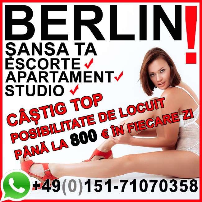 Agenție de escortă de top, apartamente perfecte pentru model și studio SM profesionist