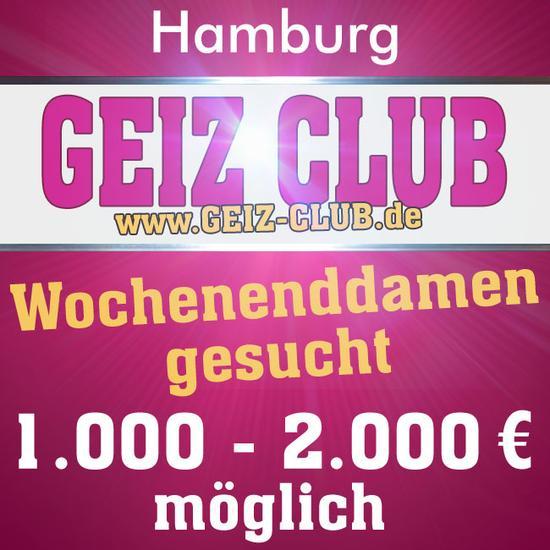 Hey Girls (18+) aufgepasst! 1.000 - 2.000 € sind am Wochenende möglich!!!