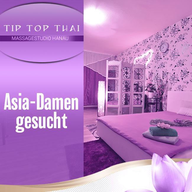 Tip Top Thai близо до Hanau City - студио за масаж, търсещо азиатски дами