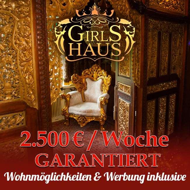 Das Girlshaus 19 sucht DICH