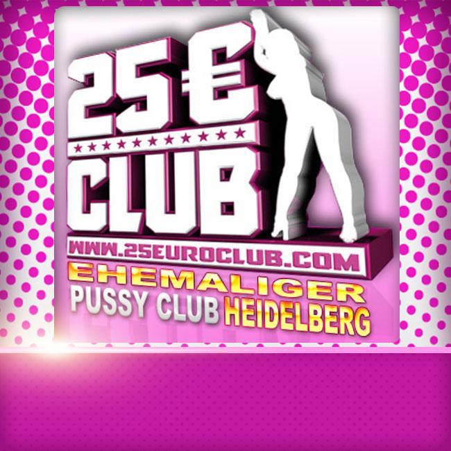 The 25 Euro Club Heidelberg in the Baden-Württemberg region is looking for reinforcement!