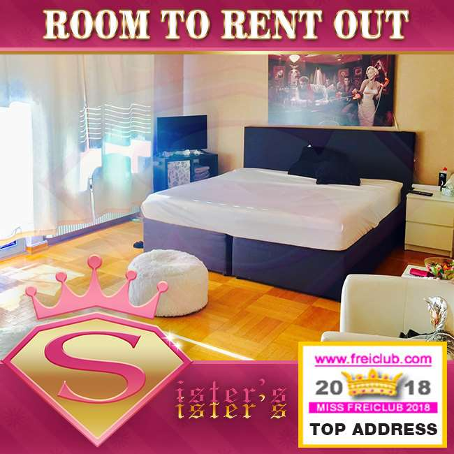 The Sister's rent rooms!