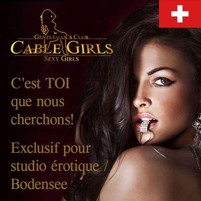 Studio Cablegirls - Studio réservé aux adultes à la recherche de filles bien préparées (18 ans et plus)!