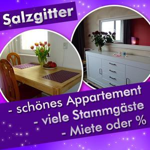 Spitzen Verdienst im Apartment mit 2 Arbeitszimmern