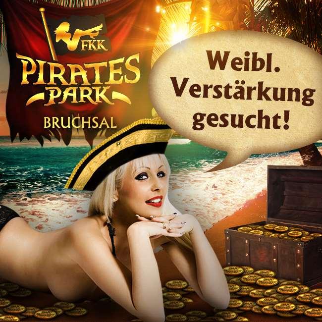 Pirates Park sucht weibliche Verstärkung!