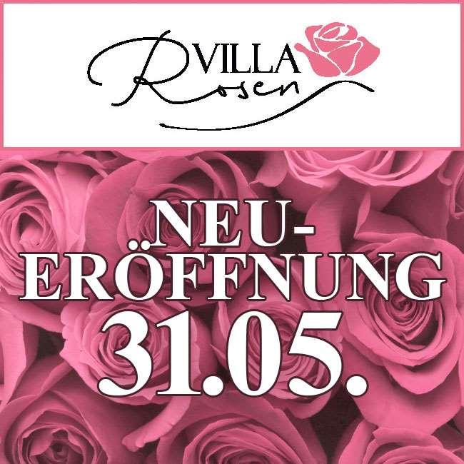 Villa Rosen - Neueröffnung am 31.05.