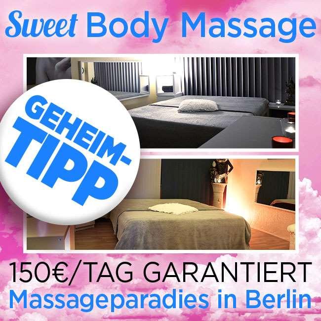 Sweet Body Massage sucht Dich