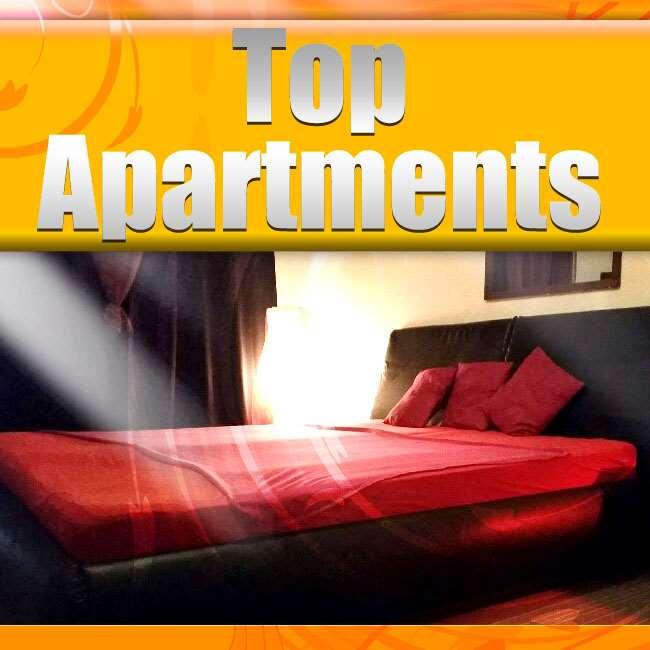 Bekannte Apartments im Zentrum