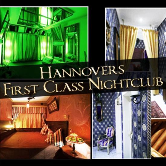 Kloster Nightclub!