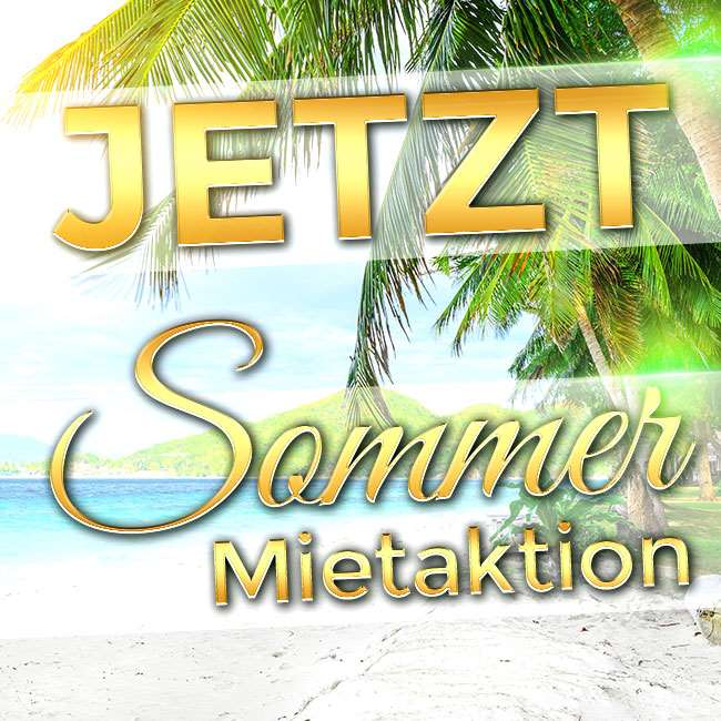 Jetzt Sommer-Mietaktion, zwei 1-Zimmer Appartements frei!